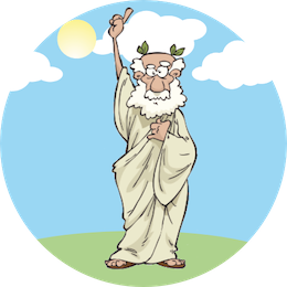 vignette philosophe réflexion